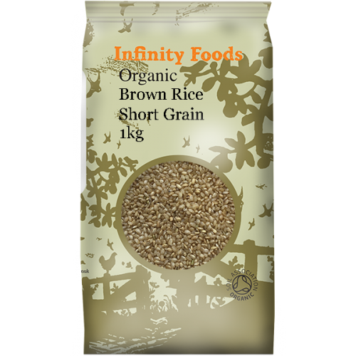 Brown Rice Short Grain 1kg