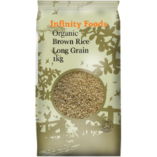 Brown Rice Long Grain 1kg