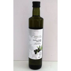 Olive Oil - Extra Virgin - Greece - glass bottle 500ml