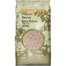 Brown Rice Flakes 450g
