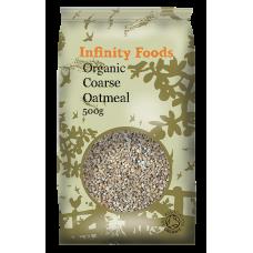Coarse Oatmeal (Pinhead) 500g