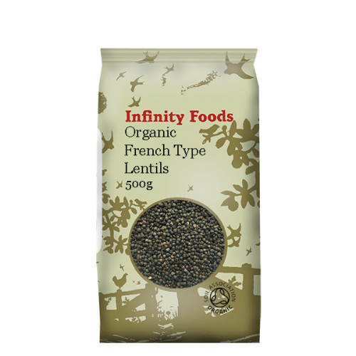 French Type Lentils 500g