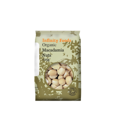 Macadamia Nuts - large whole 125g