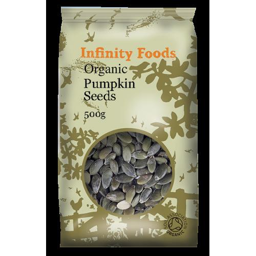 Pumpkin Seeds - AA grade 500g
