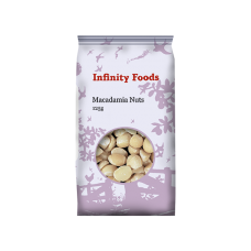 Macadamia Nuts - raw 125g