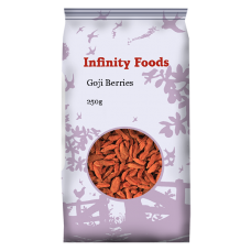 Goji Berries (no Sulphur Dioxide) 250g
