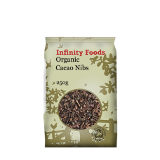 Cacao Nibs - raw 250g