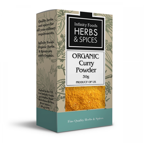Curry Powder 30g
