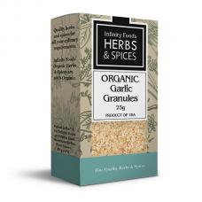 Garlic Granules 25g