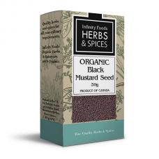 Black Mustard Seed 50g
