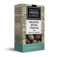 Whole Nutmeg 20g