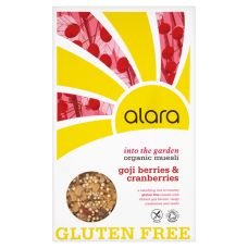 Gluten-free Muesli with Goji & Cranberries 650g