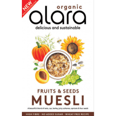 Fruits & Seeds Muesli 650g