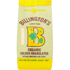 Organic Granulated 500g