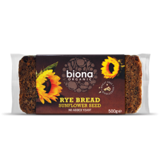 Rye with Sunflower Bread 500g