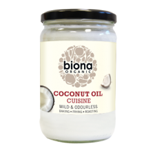 Cuisine Coconut Oil - odourless 610ml