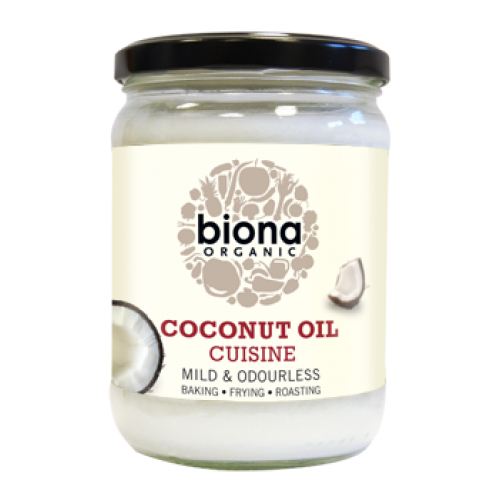 Cuisine Coconut Oil - odourless 470ml