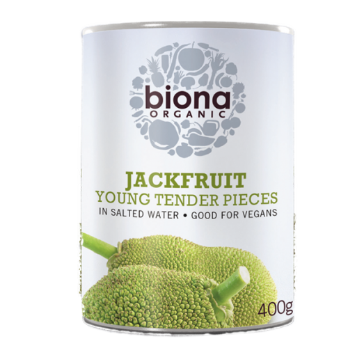 Jackfruit (young chunks) in salted water 400g
