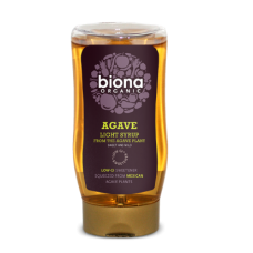 Small Agave Nectar - Light syrup 250ml