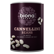 Cannellini Beans in tins 400g