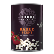 Baked Beans in tins 400g