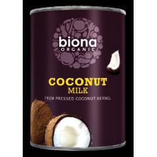 Coconut Milk (17% fat) - lge 400ml