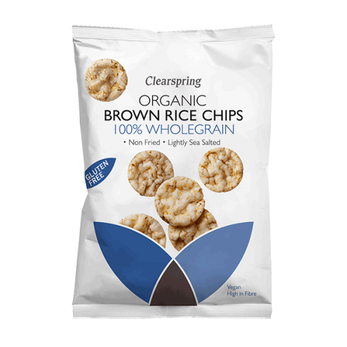 Brown Rice Chips 60g