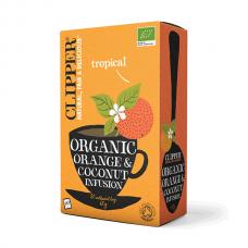 Orange & Coconut Infusion 20bgs