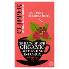 Red Fruit & Aronia Berry Infusion 20bgs