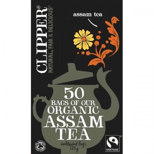 Assam Tea Bags 50bgs