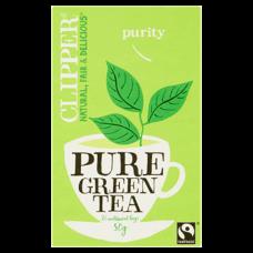 Pure Green Tea Bags 25bgs