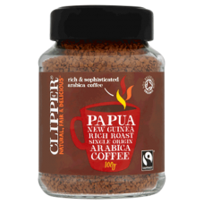 Instant Coffee - Papua New Guinea 100g