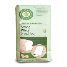 Strong White Flour - unbleached 1.5kg
