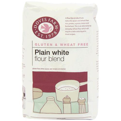 Gluten-free Plain Flour (white) 1kg