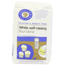 Gluten-free Self-Raising Flour (white) 1kg