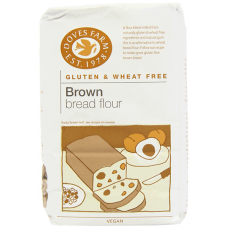 Gluten-free Brown Bread Flour 1kg