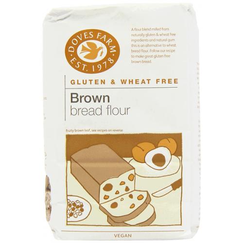 Gluten-free Brown Bread Flour 1kg