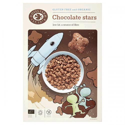 Chocolate Stars - gluten-free 375g