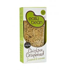 Seaweed & Sesame Pepper Chickpea Crispbread 110g