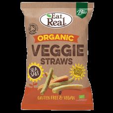 Organic Veggie Straws 100g