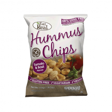 Tomato & Basil Hummus Chips 45g