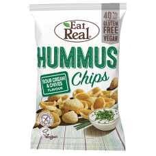 Sour Cream & Chives Hummus Chips 45g