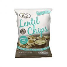 Creamy Dill Lentil Chips 40g