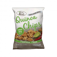 Chilli & Lime Quinoa Chips 80g