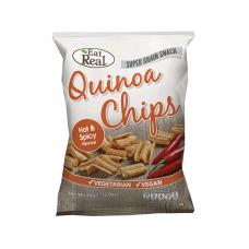 Hot & Spicy Quinoa Chips 80g
