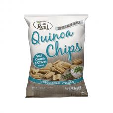Sour Cream & Chives Quinoa Chips 80g