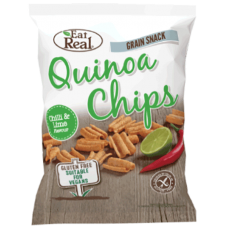 Chilli & Lime Quinoa Chips - small 30g