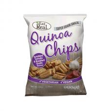 Sundried Tomato & Roast Garlic Quinoa Chips - small 30g