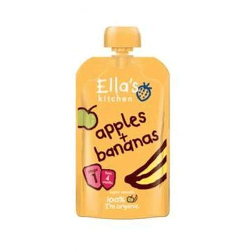 Apples & Bananas 120g
