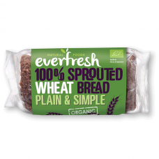 Sprouted Wheat Bread 400g